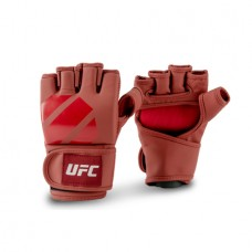 UFC Pro Tonal MMA Gloves, Red