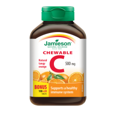 Chewable C500 mg- Natural Tangy Orange