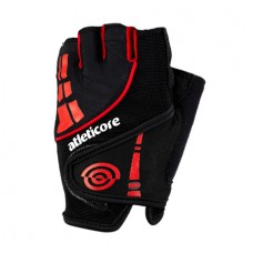 Fusion Grip Gloves, Red