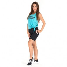 Tangle Tie-Front Tank Top, Mint