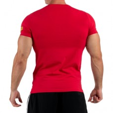 Flash, Faster than a treadmill, Muscle Fit Tee