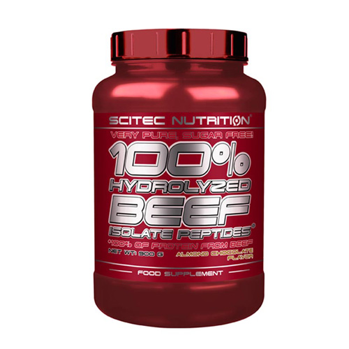 100% Hydrolyzed Beef Isolate Peptides, 900 g