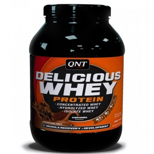 Delicious Whey Protein, 2200 g