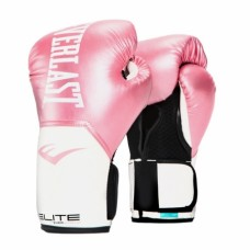 Elite Pro Style Training Gloves, Pink