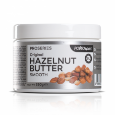 Proseries Hazelnut Butter, Smooth, 350 g