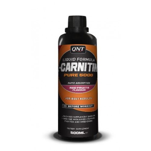 L-Carnitine Liquid, 500 ml