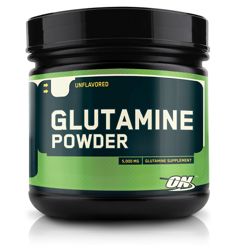 Glutamine Powder, 630 gr.