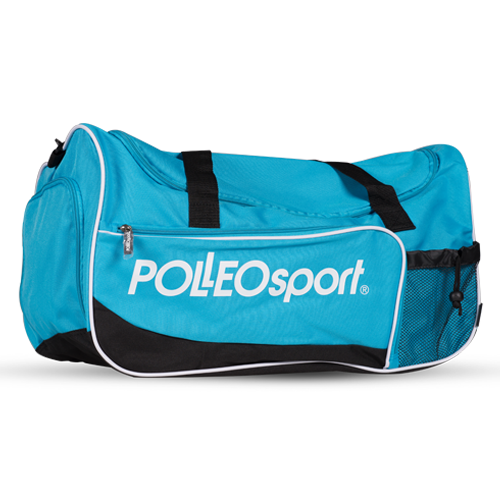 Polleo Sport Gym Star Duffle Bag, Blue